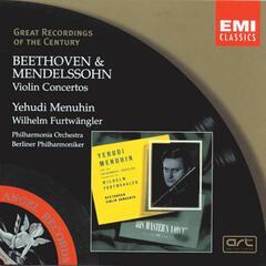 Beethoven/Mendelssohn : Violin Concertos