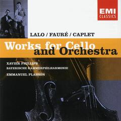 Works for Cello and Orchestra