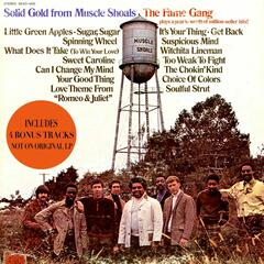 Solid Gold From Muscle Shoals (Expanded Edition)