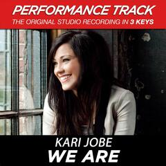 We Are (Performance Tracks) - EP