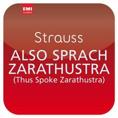 R. Strauss: Also sprach Zarathustra (Thus Spoke Zarathustra)