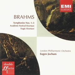 Brahms: Symphonies Nos. 1-3 & Overtures