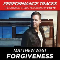 Forgiveness (Performance Tracks) - EP