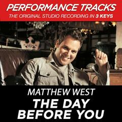 The Day Before You (Performance Tracks) - EP