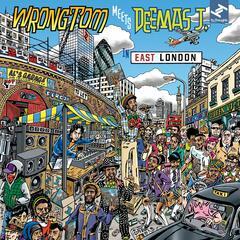In East London