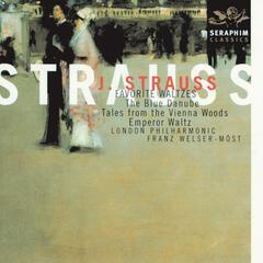 Strauss II - Favorite Waltzes