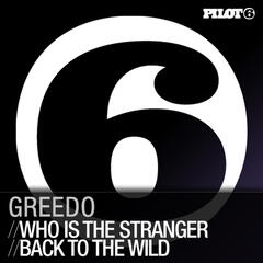 Who Is The Stranger / Back To The Wild