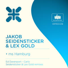 Jakob Seidersticker & Lex Gold - MS Hamburg
