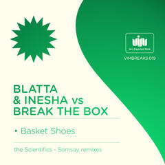 Blatta and Inesha vs Break The Box - Basket Shoes ep