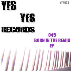Born in the Remix EP