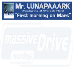 First Morning On Mars
