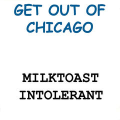 Get Out Of Chicago - Single