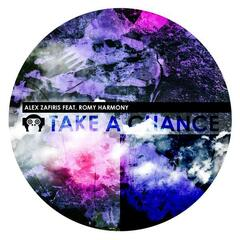 Alex Zafiris Feat. RomyHarmony -  Take A Chance