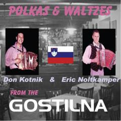 Polkas & Waltzes From The Gostilna