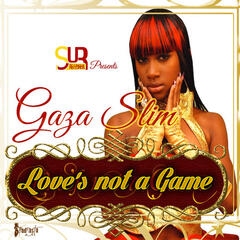 Love's Not a Game - Single