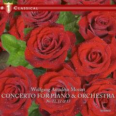 Mozart: Concerto for Piano & Orchestra No. 11, 12 & 13