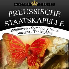 Beethoven - Symphony No. 3 / Smetana - The Moldau