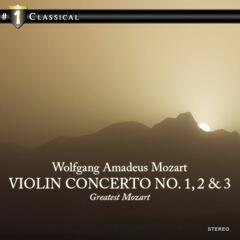 Violin Concerto No. 1, 2 & 3