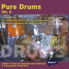Pure Drums Vol. 2 - Jazz Grooves 2