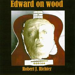Edward on wood
