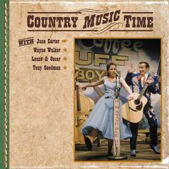 Country Music Time with June Carter, Wayne Walker, Lonzo & Oscar, Tony Goodman