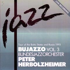 BuJazzO Vol.3 / Live: Tour of the Baltic States and Russia 1993
