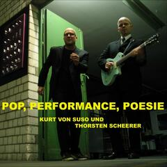 Pop, Performance, Poesie