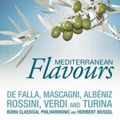 Mediterranean Flavours: de Falla, Mascagni, Albéniz, Rossini, Verdi and Turina