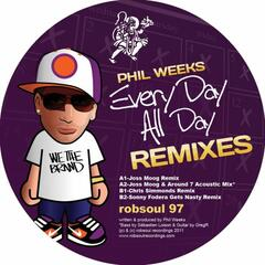 All Day Every Day (Remixes)