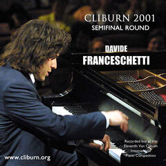 2001 Van Cliburn International Piano Competition Semifinal Round