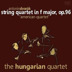 "Dvorák: String Quartet in F Major, Op. 96 ""American quartet"""