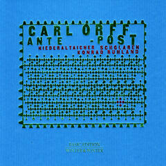 Carl Orff Ante - Post