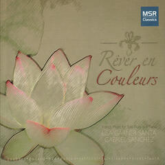 Rêver en Couleurs: French Music for Solo Flute and Piano