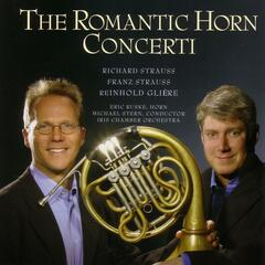 The Romantic Horn Concerti