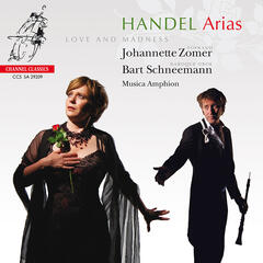 Handel: Arias 'Love and Madness'