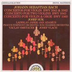 Bach: Violin and Oboe Concertos
