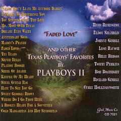 Faded Love & Other Texas Playboys' Favorites