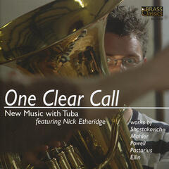 One Clear Call: New Music With Tuba