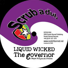 Liquid Wicked / Twisted