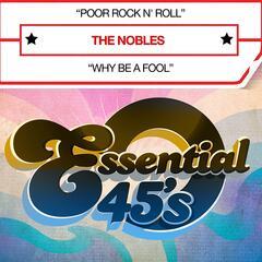 Poor Rock N' Roll (Digital 45) - Single