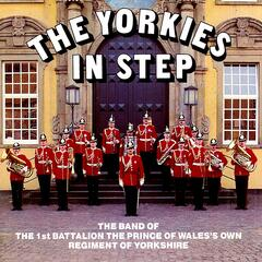 The Yorkies in Step
