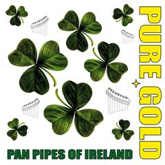 Pure Gold Pan Pipes of Ireland