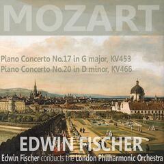 Mozart: Piano Concerto No. 17 in G Major, Piano Concerto No. 20 in D Minor
