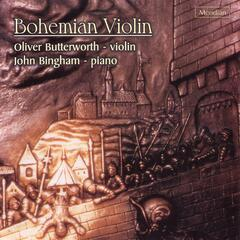 Bohemian Violin - Czech music for violin and piano