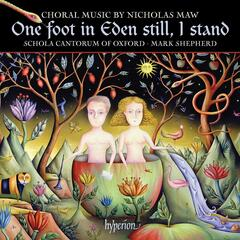 Maw: One foot in Eden still, I stand