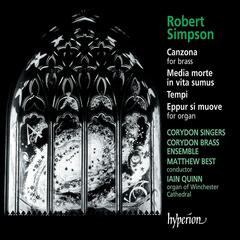Robert Simpson: Complete Choral & Organ Music