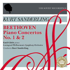 Beethoven: Piano Concertos No. 1 & 2