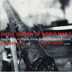 Debussy, Janáček, Hindemith, Cowell: In the Shadow of World War I