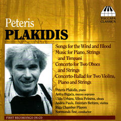 Plakidis: Music for String Orchestra