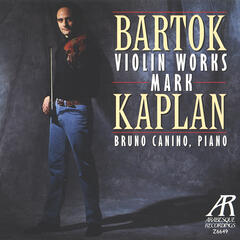 Bartok: Violin Works
